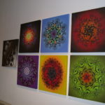 7 Mandalas Exhibit