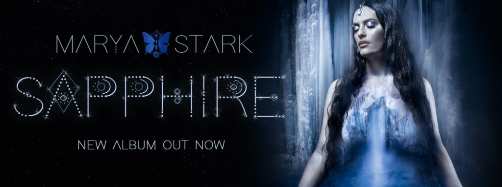 Sapphire Album Promo Banner