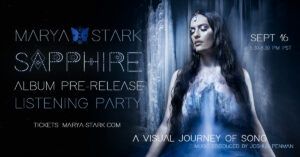 Sapphire Listening Party Banner FB